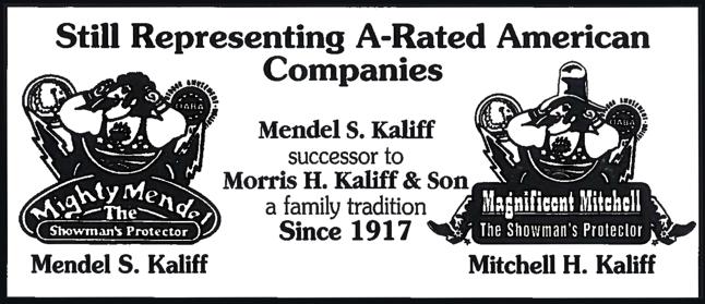 kaliff characters